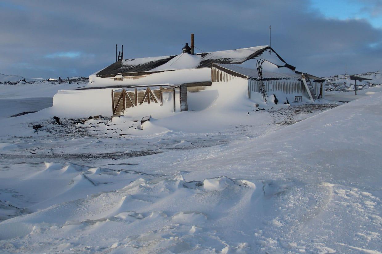 Robert Falcon Scott's Hut, Cape Evans