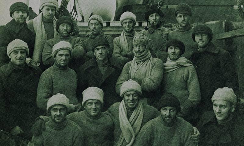 Explorers Group 118