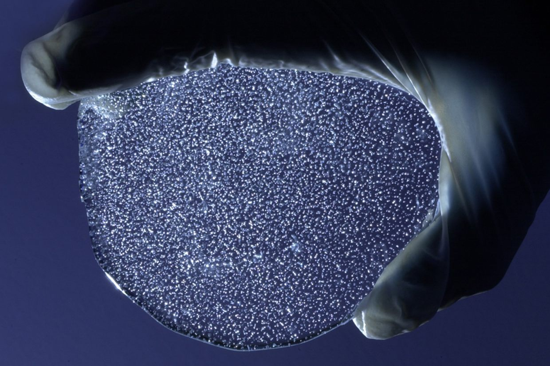 An ice Core Slice