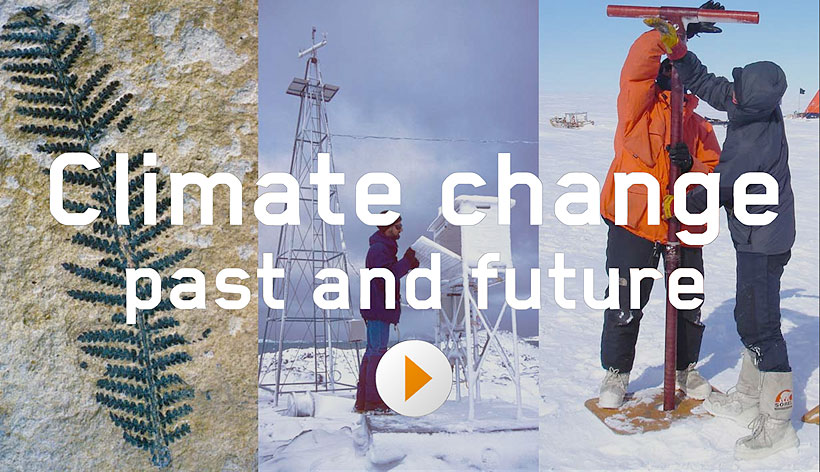 I have to write a short essay discussing : The worlds climate & weather patterns are changing!?