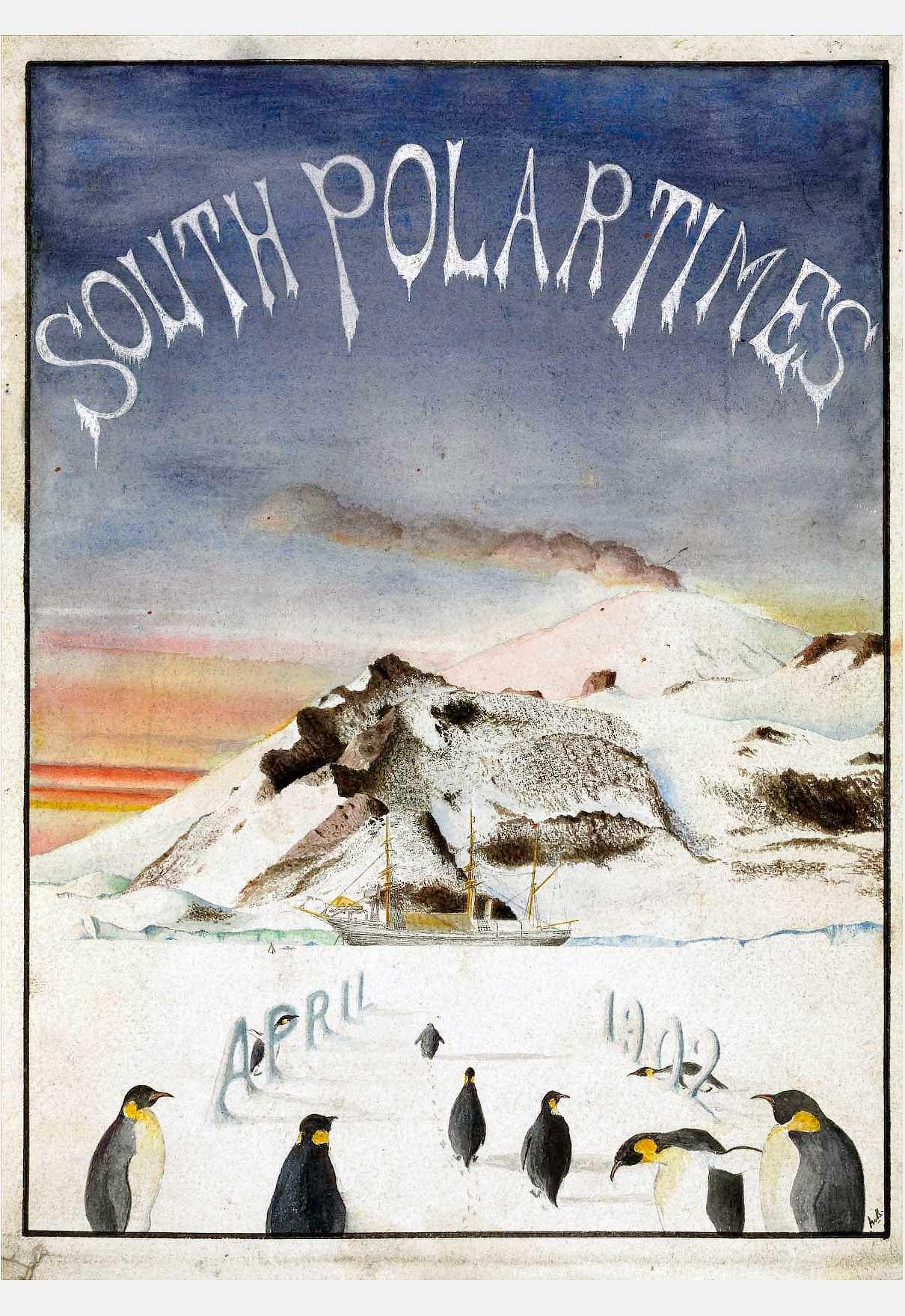 South Polar Times 1