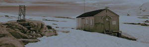 Damoy Point Hut – old hut on Wiencke Island