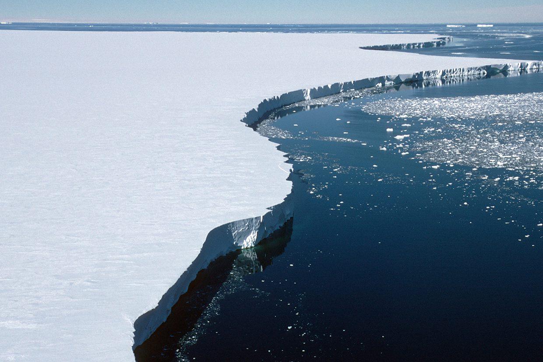 Antarctica   Brunt   Ice Shelf   Landscape   Scenery   scene