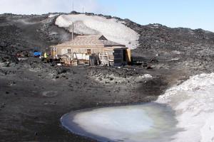 Ernest Shackleton's Hut, Cape Royds