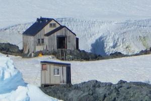 Detaille Hut on Detaille Island