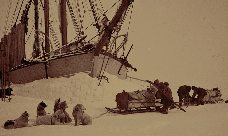 Roald Amundsen expedition