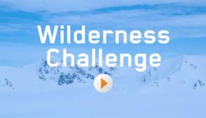 Wilderness Challenge activity screenshot