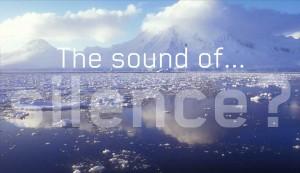 Sound of silence - activity screenshot