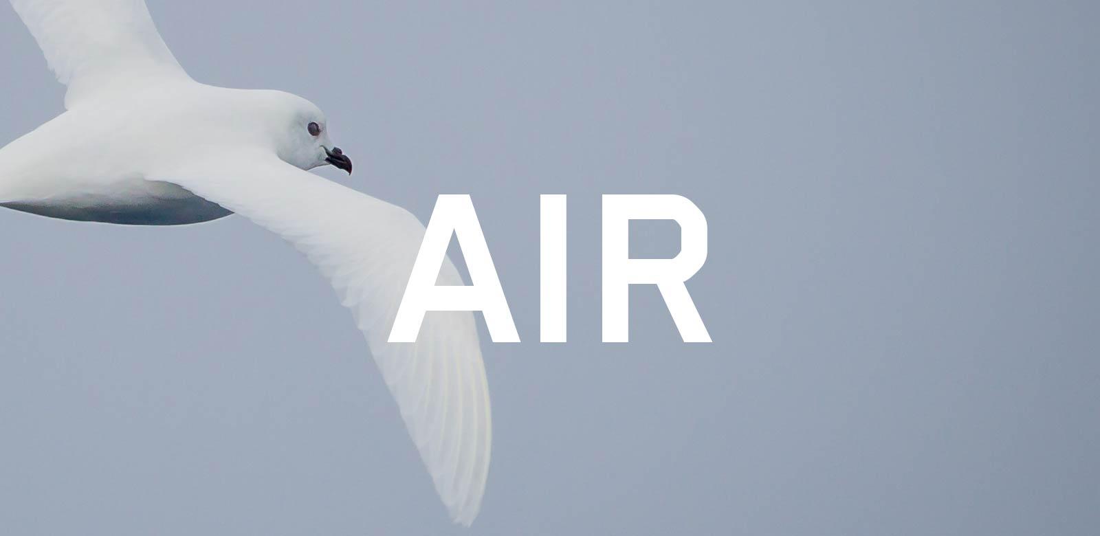 Under Pressure - Air
