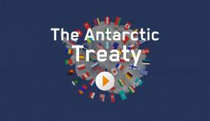The Antarctic Treaty - activity screenshot